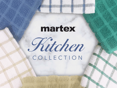 Martex Kitchen Towels Featured